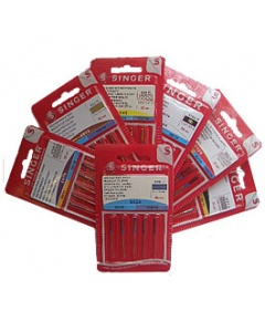 Specialist sewing machine needles 7 pack set