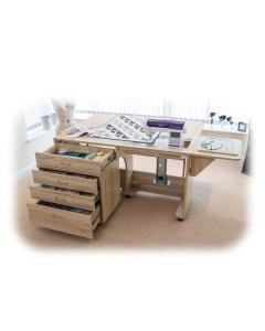 Horn Super Q Sewing Machine Cabinet