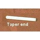 Plastic Spool Pin with Taper End Including Felt