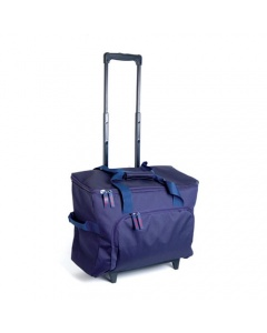 Large Size Navy Trolley Bag