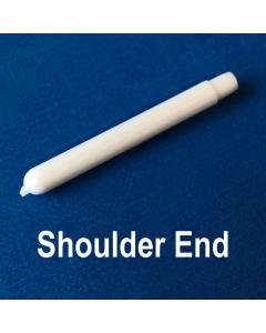 Shoulder end spool pin