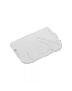 Futura XL series bobbin cover plate