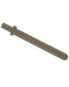 Twin needle spool pin