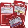 Singer Universal Sewing Machine Needles Type 15x1 And 130/705