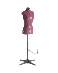 Diana adjustable dress form