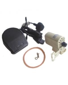 Singer Complete Motor, Belt, Lead & Foot Control Kit