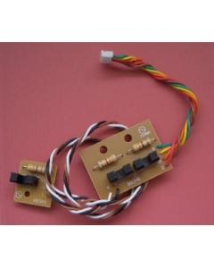 Singer Main Shaft Sensor Harness And Circuit Board