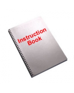 Singer 4800 series Sewing Machine Instruction Book