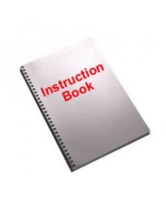 Singer 7470 Sewing Machine Instruction Book