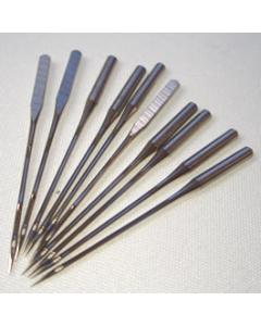 Singer overlock needles ball point code 2054, 16 x 75