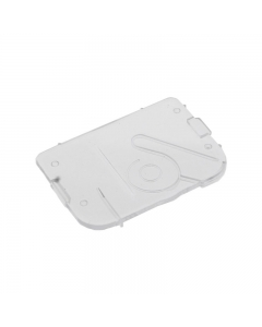 Futura XL series bobbin cover plate