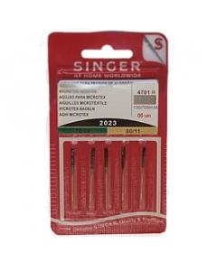 Microtex sewing machine needles