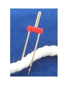 6mm wide twin sewing machine needles