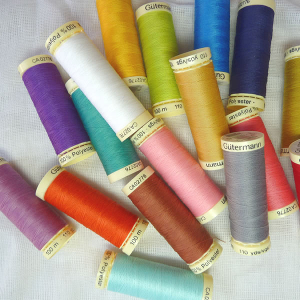 868 Fawn Gutermann Sew All Thread