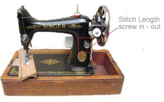 Models older singer machines sewing How Old