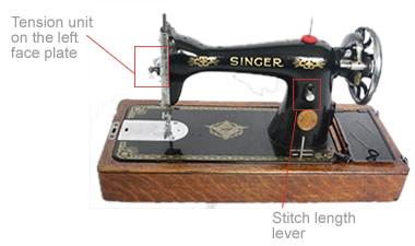 singer sewing machine serial number g